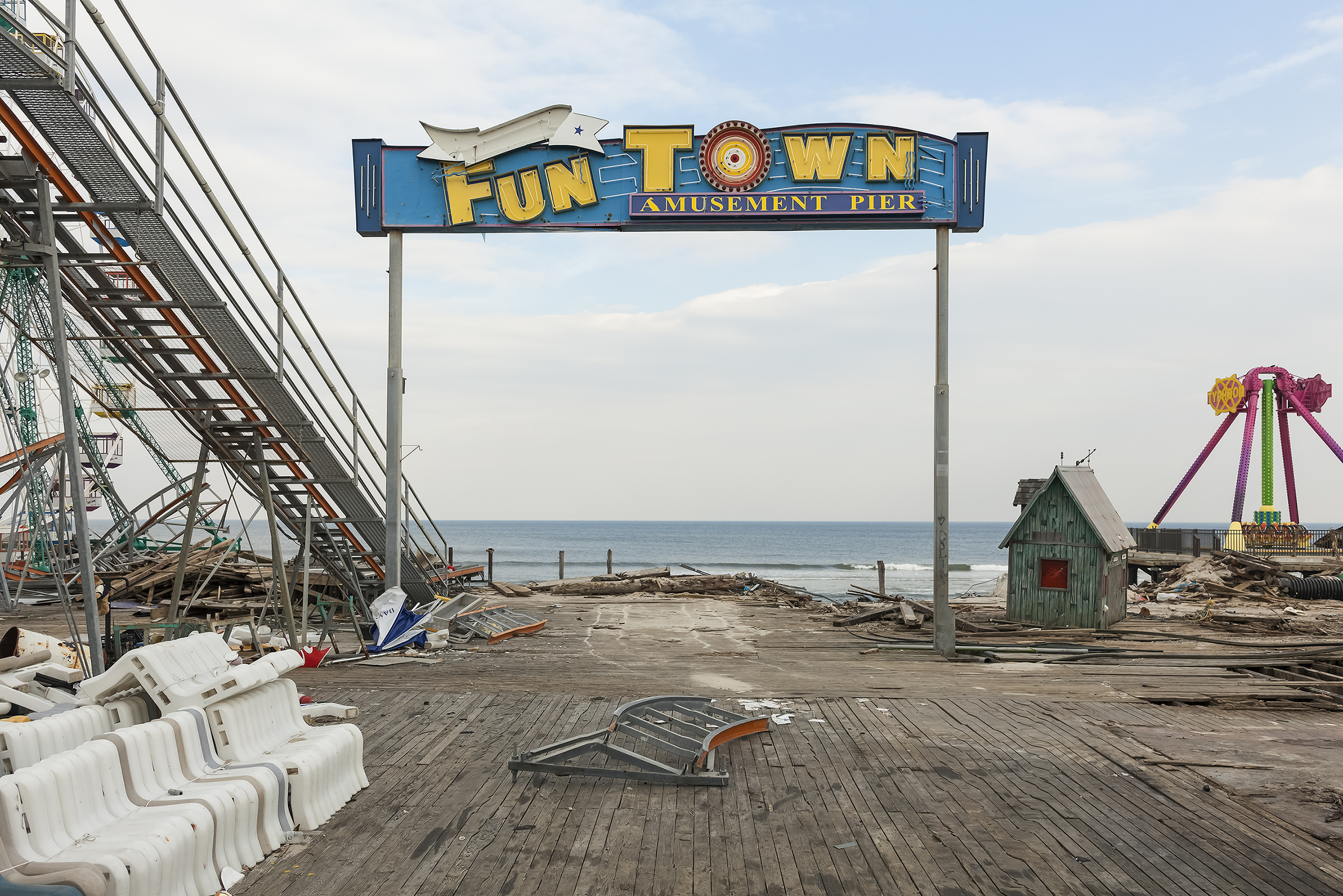 20. Fun Town Amusement Arcade Pier Seaside Park NJ