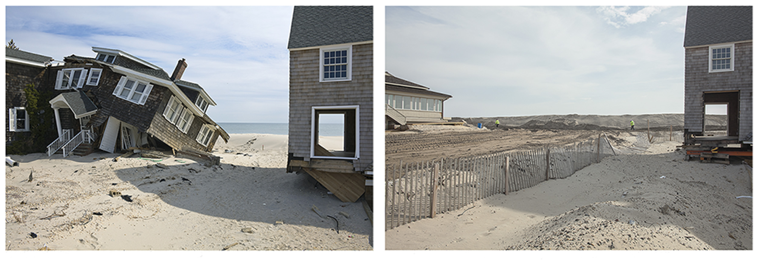 Beach Houses 959 East Ave Mantoloking NJ Diptych website copy
