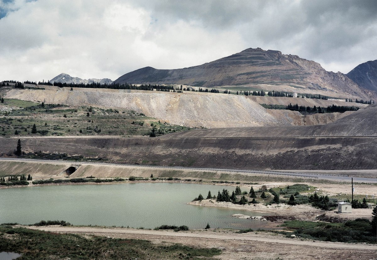 Closed Mine, Climax, Colorado 1998