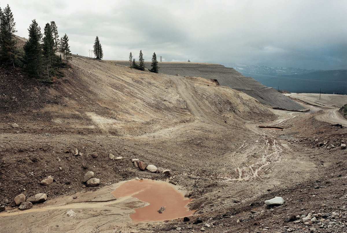 EPA Remediation Site, Leadville, Colorado 1998