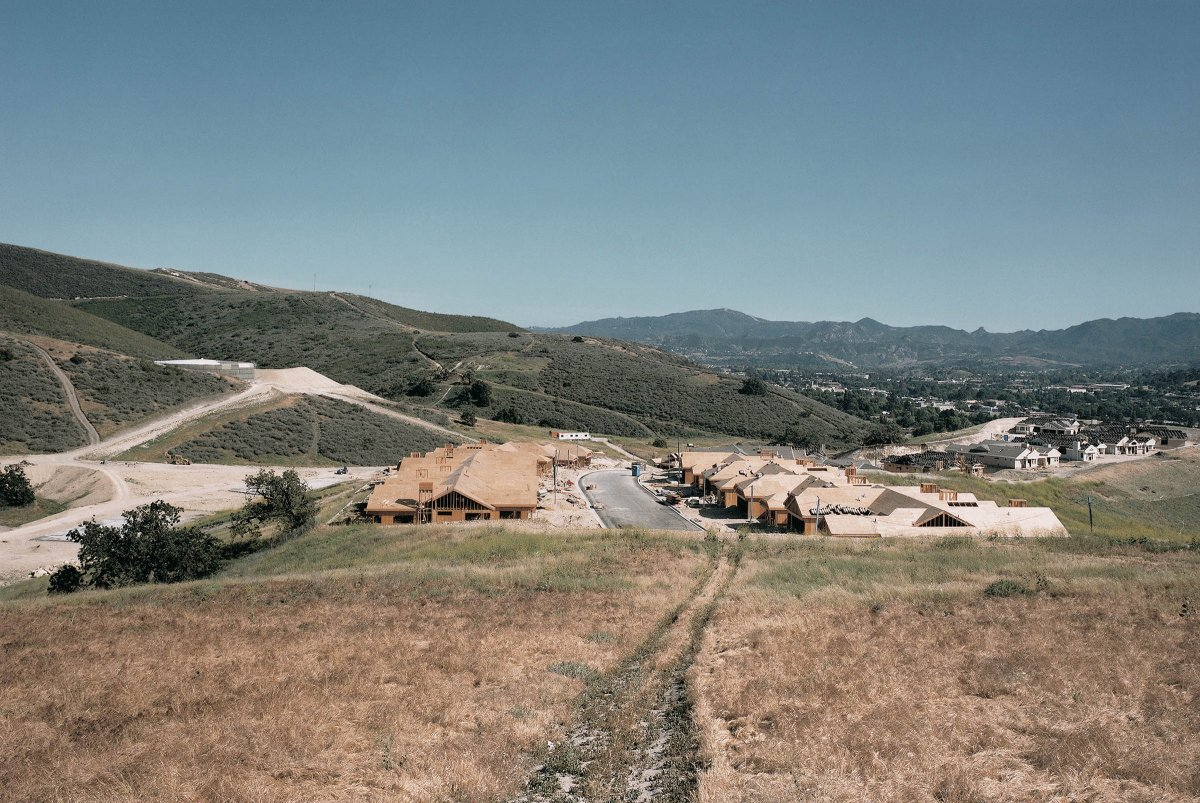 Housing Development, Southern California 1989