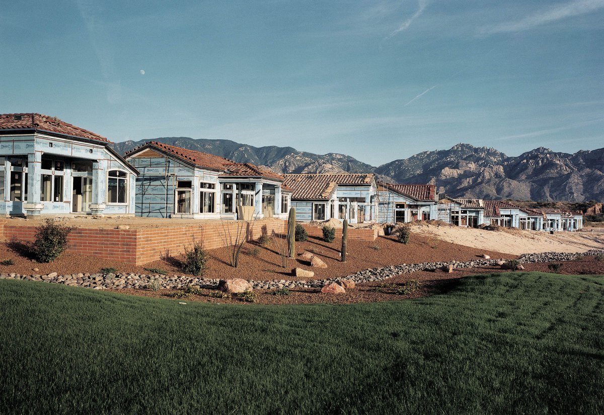 Sun City Development, Oro Valley, Arizona 1992