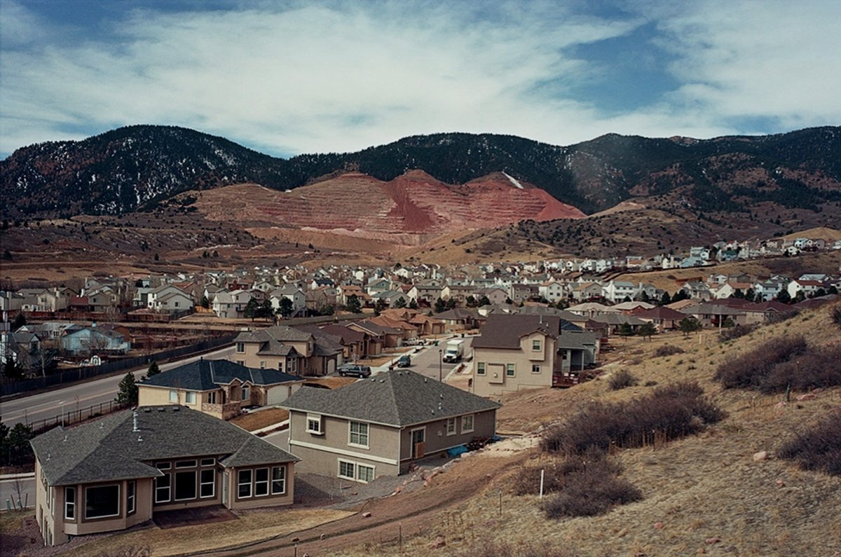 Rockrimmon Subdivision and Pike View Aggregate Mine, Colorado Springs, CO 2008