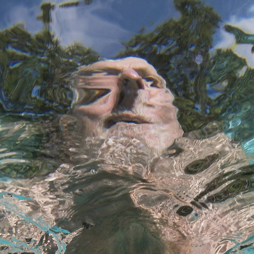 Water Portrait #5 2019.