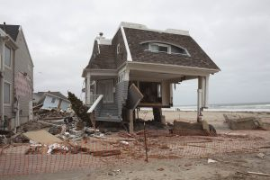 Beach Houses after Sandy B 132 St Rockaways NY 2013