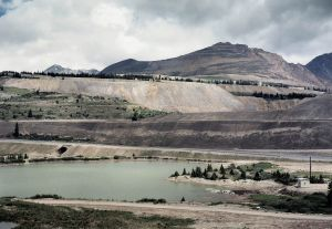 Closed Gold Mine, Climax, Colorado 1998