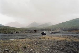 Gold Mine, Valdez Creek, Alaska 2001