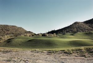 Golf Course, Sonora Desert, Arizona 1989