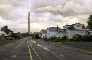 Nickel Smelter, Copper Cliff, Greater Sudbury, Ontario 2008